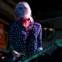 12 exclusive photos of Brody Dalle live at Rough Trade, London