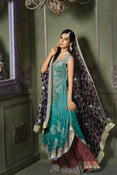 Beautiful Amna Ajmal Bridal Dresses, follow fashion tweet on #fashionMA , #pakistani fashion #indian fashion #wedding