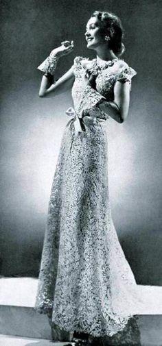 Chanel - 1938 - Design by Gabrielle Coco Chanel jαɢlαdy by Jinx62