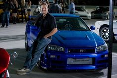 R.I.P Paul Walker!! Fast n Furious will never be the same. Skyline R34 GTR...