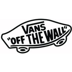 VANS Off The Wall Sticker