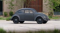 The Extremely Rare 1943 KDF Type 60 Beetle  Trouge.com
