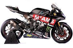 McAMS Yamaha To Field James Ellison, Michael Laverty In 2017 British Superbike Championship