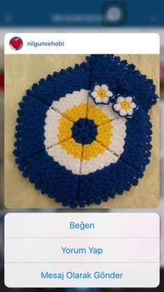 This Pin was discovered by Fun Knit Crochet, Crochet Hats, Crochet Fashion, Pot Holders, Rugs, Knitting, Handmade, Style, Farmhouse Rugs