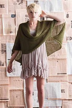 Ravelry: Soft Kid Wrap pattern by Alice Tang