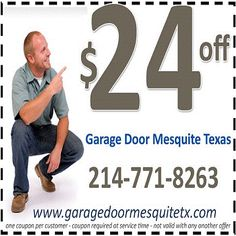 Garage Door Mesquite TX is a company that can help you with a lot of different things. Do you have some cables that are not working correctly and you would like them to be switched out soon? If so, we think that our garage door cable repair services will be of great assistance.