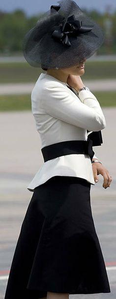 princesse Victoria de Suède, Crown Princess Victoria of Sweden.