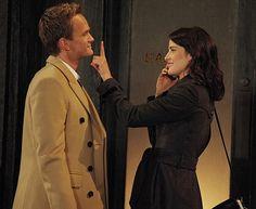 Barney and Robin, HIMYM