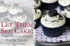 Cake Photography Tips & Tricks