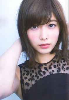 new-wave-girls - keyakizakamatome: 渡邉理佐 (Watanabe Risa) blt graph. Hot Japanese Girls, Beautiful Japanese Girl, Japanese Beauty, Asian Beauty, Cute Asian Girls, Sweet Girls, Cute Girls, Pretty Girls, Human Poses