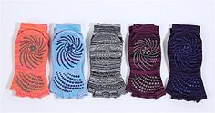 Alice Windowshop NonSlip Yoga Socks Toeless Socks for Women 5 Pairs Black and Deep Blue >>> Click image for more details.  This link participates in Amazon Service LLC Associates Program, a program designed to let participant earn advertising fees by advertising and linking to Amazon.com.