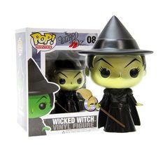 Pop! Movie - The Wizard of Oz - Wicked Witch (Metallic)