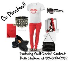 """""""Ottawa Pirates"""" by trinagreat on Polyvore"""