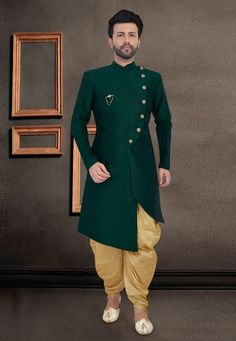 Sherwani For Men Wedding, Wedding Dresses Men Indian, Wedding Dress Men, Wedding Men, Men's Wedding Wear, Wedding Outfits, Punjabi Wedding, Indian Weddings, Farm Wedding