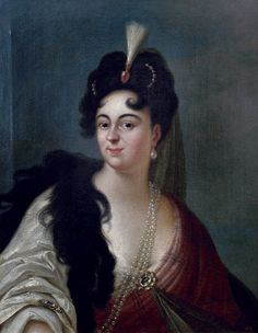 Countess Maria Aurora von Königsmarck (sv: Aurora Königsmarck) August 1662 – 16 February was a Swedish and German noblewoman of Brandenburg extraction and mistress of Augustus the Strong, Elector of Saxony and King of Poland. Louis Xiv, Gabrielle D'estrées, Agnes Sorel, King George I, Poland History, Female Painters, Princess Sophia, Wikimedia Commons, 17th Century
