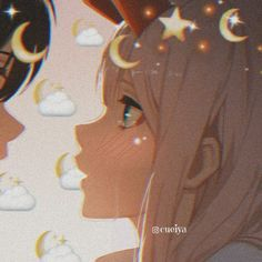 Image uploaded by — 𝑴𝒊𝒐. Find images and videos about anime, matching icons and anime icons on We Heart It - the app to get lost in what you love. Anime Neko, Otaku Anime, Manga Kawaii, Kawaii Anime Girl, Manga Anime, Couple Amour Anime, Couple Manga, Anime Love Couple, Anime Best Friends