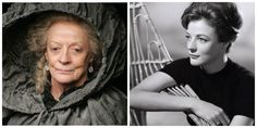 """Positive affirmations on women, beauty, and aging. (Actress Maggie Smith) """"Please don't retouch my wrinkles. It took me so long to earn them."""" - Anna Magnani"""