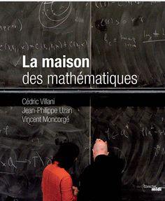 IHP : couverture du livre «La maison des mathématiques» paru en octobre 2014