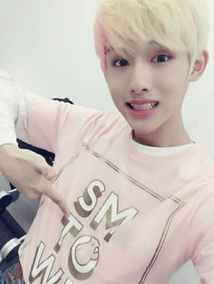 NCT (@SM_NCT) | Twitter What a frickin cutie. WinWin