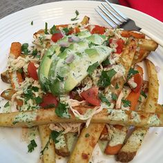 wholesisters   Nutri-Fries with Chicken