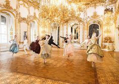 vivienne westwood hapers bazaar | Vivienne Westwood cria figurino para balé de…