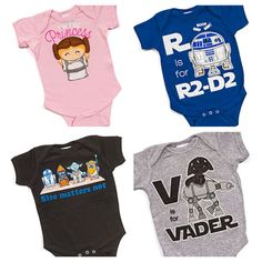 Think geek baby onesies, why couldn't i find these when my little girl was born