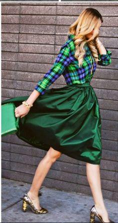 【速報】2017年の色は「グリーン」! 春までに買い足すアイテム3選☆-STYLE HAUS(スタイルハウス)