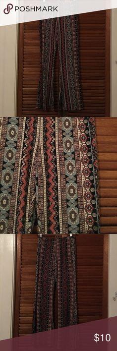 Full Tilt Lounge Pants Great condition; bohemian lounge with bell bottom. Full Tilt Pants