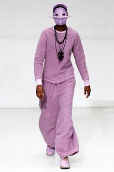Lavender sweatsuit???