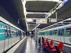 Métro de Paris - Ligne 8