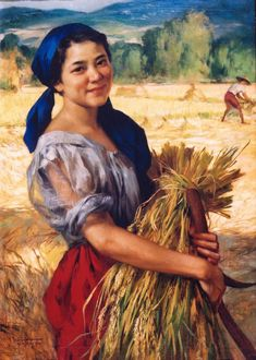 """The exhibit """"Pioneers of Philippine Art"""" at Ayala Museum features the works of Filipino masters Juan Luna, Fernando Amorsolo and Fernando Zobel. Arte Filipino, Filipino Culture, Pierre Auguste Renoir, Cultura Filipina, Philippine Art, Philippines Culture, Jehovah's Witnesses, Inline, Hyperrealism"""