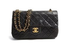 Fancy - Vintage Heirloom Vintage Chanel 2.55 Classic Flap Bag