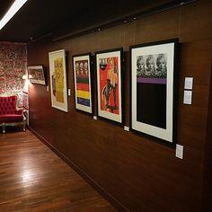 The Cat Street Gallery -Peter Blake and James Gordan  x J Plus Hotel by YOO