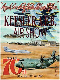 Keesler Air Force Base, Biloxi Mississippi