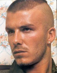 Jarhead Haircut Beckham