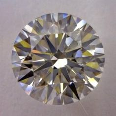 0.8-Carat Round Cut Diamond    This Excellent-cut I-color, and VS2-clarity diamond comes accompanied by a diamond grading report from GIA  $3066.00
