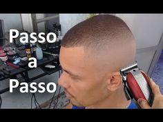 Estilo Fade - Corte de Cabelo Masculino - YouTube