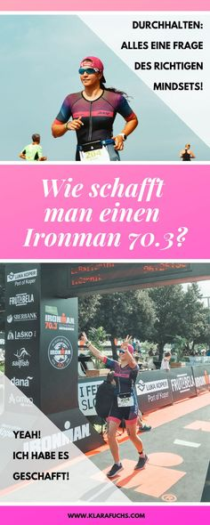 Mein erster Ironman Ein Rennbericht vom Triathlon in Koper, Slowenien 2018 . - Live to the fullest- despite chronic and/or terminal - illness and/or pain - Essen Ironman Triathlon, Triathlon Training, Tight Abs, Benefits Of Running, Lean Legs, Mental Training, Sport Fitness, High Intensity Interval Training, Injury Prevention