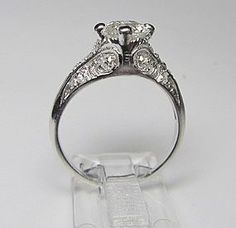 Vintage Wedding Rings 1920 | when inquiring antiques and jewels on main 293 main street huntington ...