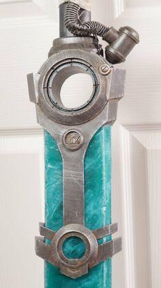 Ekko's Crystal Sword Replica from League of Legends – RPF Pulse