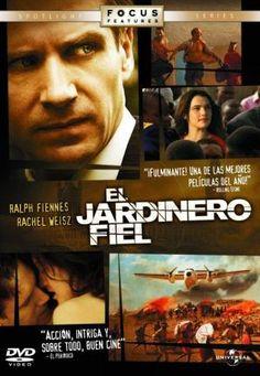 El Jardinero fiel [Vídeo (DVD)] / directed by Fernando Meirelles. Universal Pictures Iberia, D.L. 2006
