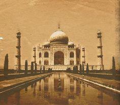 Photo Collection: Taj Mahal - Very Rare Photo Collection...