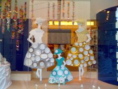 WILLIAM ASHLEY CHINA WINDOW DISPLAY by michaelthorner, via Flickr