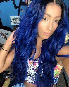 Mercedes Kaestner Varnado, Wwe Sasha Banks, Arctic Fox Hair Color, Wwe Girls, Wwe Ladies, Wwe Female Wrestlers, Wrestling Divas, Wwe Womens, Wwe Photos