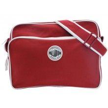 Palladium Blanc Canvas Reporter Red Shoulder Bag, Canvas, Red, Bags, Tela, Handbags, Shoulder Bags, Canvases, Bag
