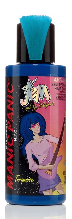 Manic Panic Jem and the Holograms Limited Edition Hair Color Launches