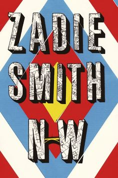 Zadie Smith NW Paperback cover