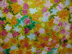 Łąka 1 to obraz zainspirowany stylem awangardowym i przedstawieniami abstrakcyjnymi. Obraz dzięki żywej, jasnej kolorystyce nadaje świeżej atmosfery.  Obraz do kupienia na: https://www.artmakers.pl/artwork/mateusz-zeniuk/łąka-1