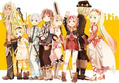 Tales of Zestiria It's really funny cause in this pic all my favorite ships are showing Tales Of Berseria, Tales Of Zestiria, Tales Series, Legend Of Zelda, Funny Moments, Videogames, Laughter, Cartoons, Anime