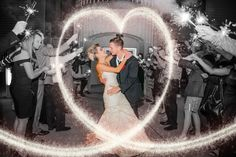 Patrick and Sheena chose a vintage Hollywood themed wedding at the beautiful Heartwood in Abingdon, Va. Their wedding was truly as gorgeous and unique as they are!!! Thank you for choosing  ...